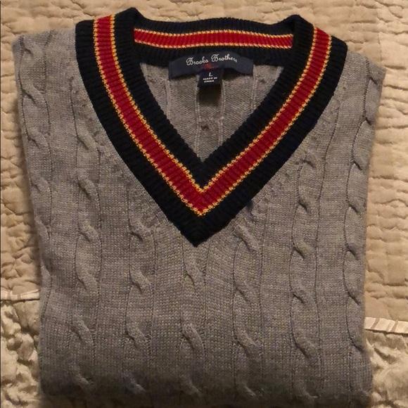 Brooks Brothers Sweater Boys L Mens S